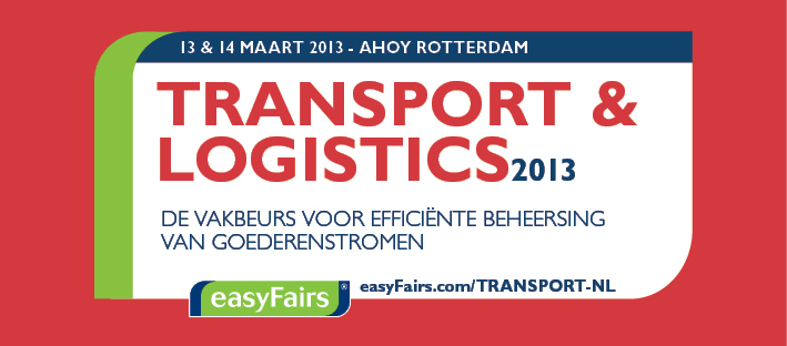 Interactieve game voor de supply chain op Transport & Logistics 2013